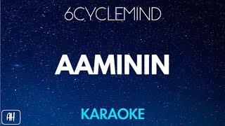6cyclemind - Aaminin (Karaoke/Acoustic Instrumental)