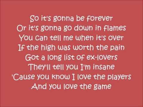 Taylor Swift - Blank Space Lyrics (cover)