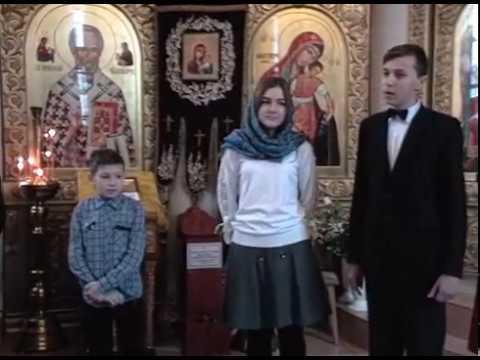 Отец валериан в свято-георгиевском храме смиловичи
