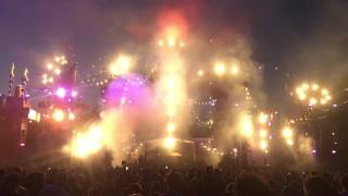 Hard Driver live @ The Qontinent 2016 Main Stage- ground control
