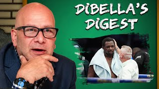 'Eddie Hearn SMART, Dillian Whyte KNOWS WHAT'S AT STAKE'   DiBella's Digest