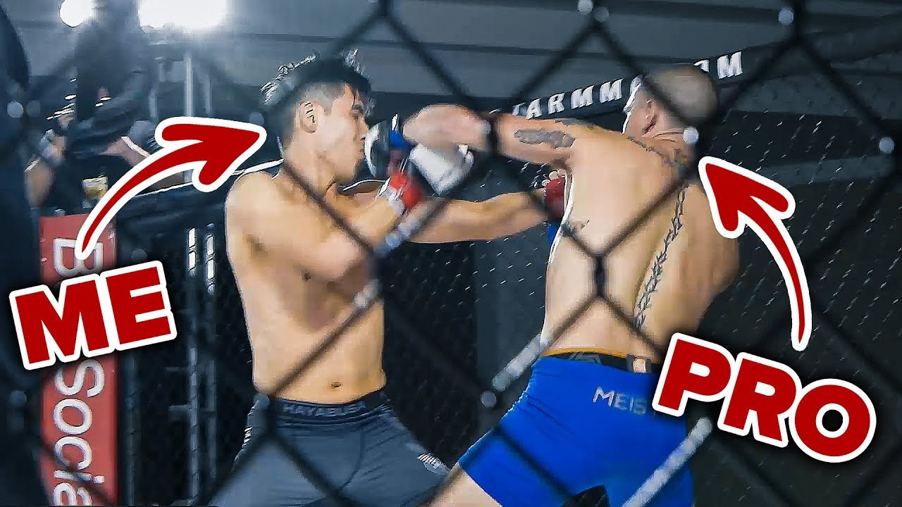 I Trained To Become An MMA Fighter In 4 Months thumbnail