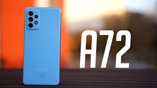 Review: Samsung Galaxy A72 (Deutsch) | SwagTab