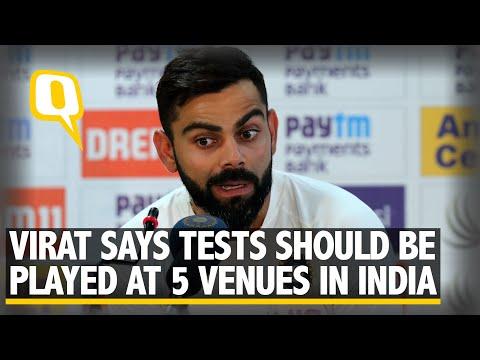 Virat Kohli Speaks After India Complete 3-0 Whitewash vs South Africa