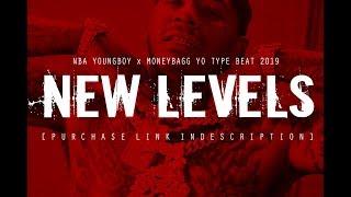 "[FREE] NBA YOUNGBOY x MONEYBAGG YO TYPE BEAT 2019 ""New Levels"" (Prod. @two4flex)"
