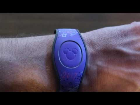 Disney Magic Band 2.0 Unboxing & Review!