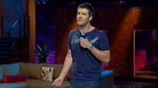 Rhod Gilbert - stand up comedy - lost luggage/aiirports