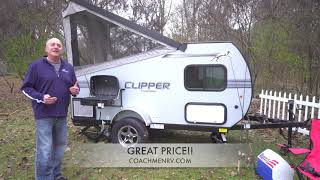 Coachmen Clipper Express 9.0TD Walk Through