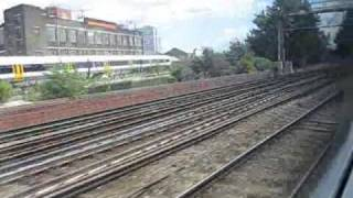preview picture of video 'Waterloo to Bromley North - Part 1'