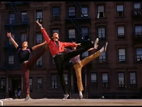 West Side Story – Prologue – Official Full Number – 50th Anniversary (HD)