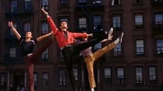Remember being blown away by West Side Story the first time I