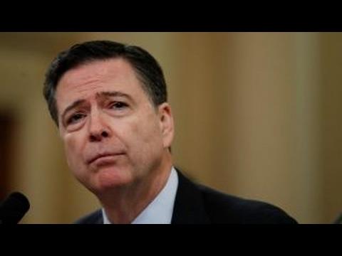 FBI chief confirms probe into possible Trump-Russia link