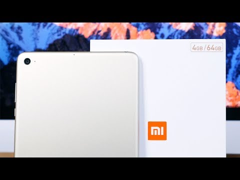 Xiaomi Mi Pad 3 Tablet Review