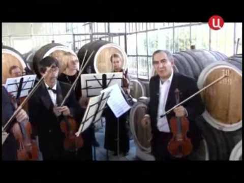 Антонио Вивальди. Времена года. Осень - 1 часть