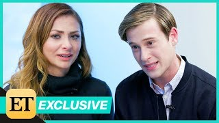 Hollywood Medium Tyler Henry Connects With Late Father of ET's Lauren Zima