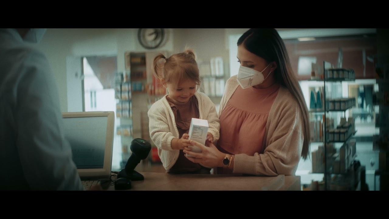 Melanie: Bei unserer Gesundheit gehen wir auf Nummer sicher