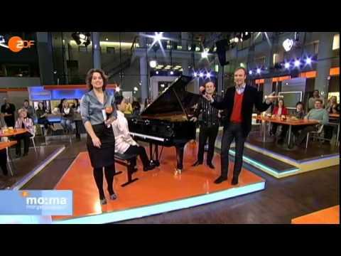 ZDF Morgenmagazin, Dec 2012