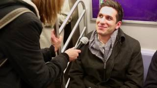 We Confronted Manspreaders On The Subway