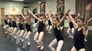 Cours de ballet classique (niveau 1)