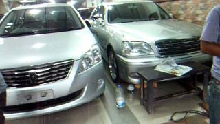 preview picture of video 'アキーラさん!バングラデッシュ・ダッカの日本車!Dahka,Bangladesh'