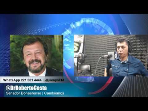 """Costa: """"Así como se dividió en el 95 Gran General Sarmiento, hay que estudiar el tema de La Matanza"""""""