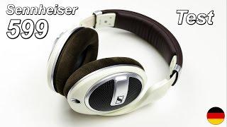 Sennheiser HD 599 Test (deutsch) (4/5)