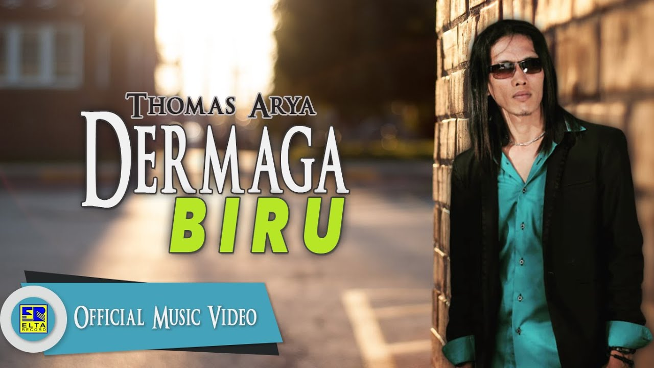 Lirik Lagu Dan Chord Kunci Gitar Thomas Arya Dermaga Biru Tribun Video
