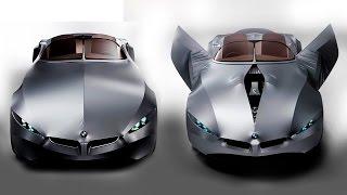 Автомобиль будущего: трансформер Concept Gina. Необычные машины будущего