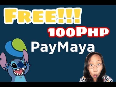 PAYMAYA/Free 100php and more/earn money with rhea