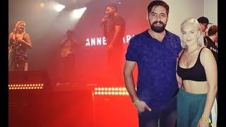 Cizreli Mehmet Ali Ile Anne Marie Aynı Sahnede Rockabye şarkısını Söyledi