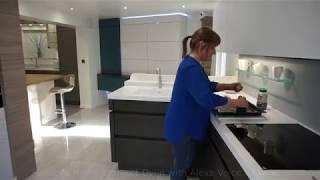 SIEMENS - Home Connect & Alexa, at Andrew James KB -  #HomeConnectChallenge