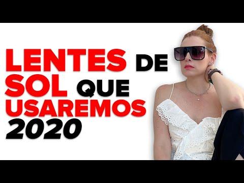 MODA EN LENTES DE SOL 2020 MUJER /Daniela Liepert