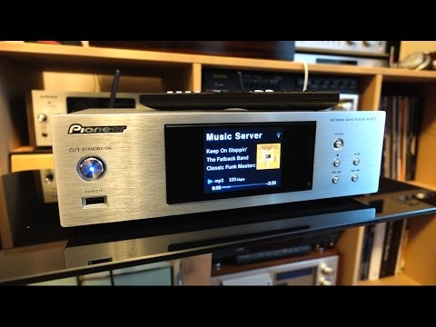 Using A Hi-Res Audio Player To Resurrect My Ripped CDs (Part 1) - Pioneer NP-01S Mp3