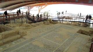 preview picture of video 'Complex of Eustolios, Kourion, Cyprus, Europe'