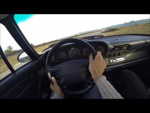 Circuit Le Luc   Porsche 993 Carrera 4