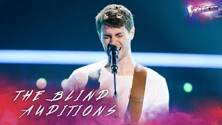 Blind Audition: Jake Nicholls sings You're Nobody Til Somebody Loves You | The Voice Australia 2018