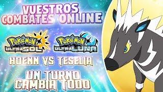 Zebstrika  - (Pokémon) - POKÉMON SORPRENDENTES con OBJETOS EXTRAÑOS! COMBATE entre POKÉMON de HOENN vs POKÉMON de TESELIA!