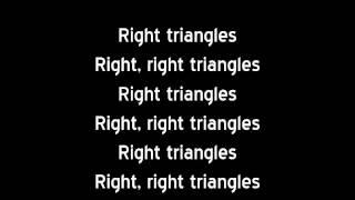 Right Triangle Rap