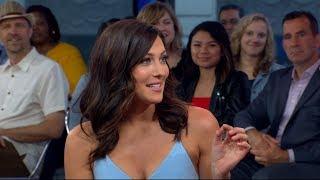 Bachelorette Becca Kufrin speaks out live on 'GMA'