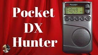 C.Crane CC Pocket AM FM Stereo WX Portable Radio Review