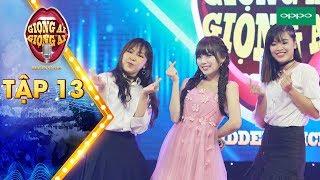 Giọng ải giọng ai 3   Tập 13: Cô bé Hàn Quốc Young Ju hát hit Sweet Dream của Jang Nara cực ngọt