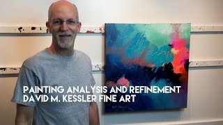 Abstract Painting / Analysis and Refinement