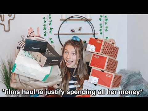 what I bought while spending all of my money | clothing haul