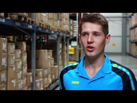 JAKO Azubi-Interviews,  Lukas Häberlein