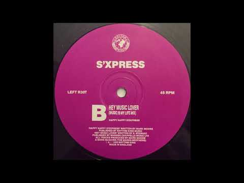 Hey Music Lover Spatial Expansion Mix S Express Last Fm