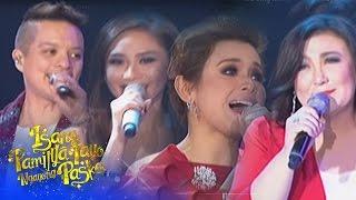 The Voice coaches sing Isang Pamilya Tayo Ngayong Pasko