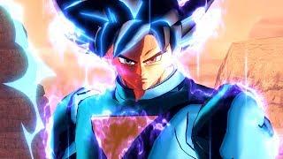 Goku's New Ultra Instinct Form In Dragon Ball Xenoverse 2 Mods