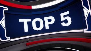 NBA Top 5 Plays of the Night | January 26, 2020