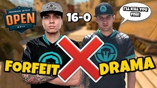 """Immortals """"FORFEIT DRAMA"""" of DreamHack Montreal"""