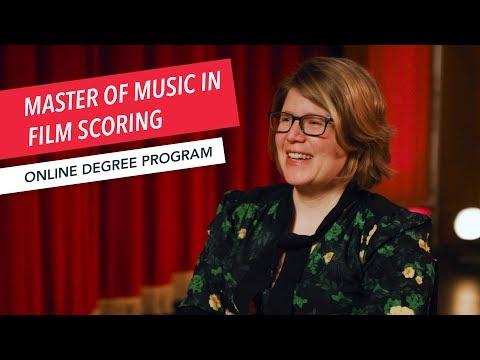 Master of Music in Film Scoring   Composition   Program Overview   Berklee Online   Graduate Degree